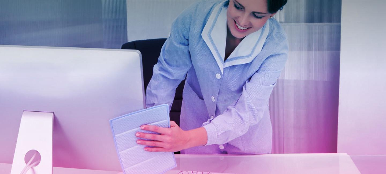 Professionelle Büroreinigung